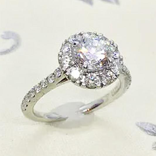 京都 ジュエリー リフォーム|ダイヤモンド 指輪4